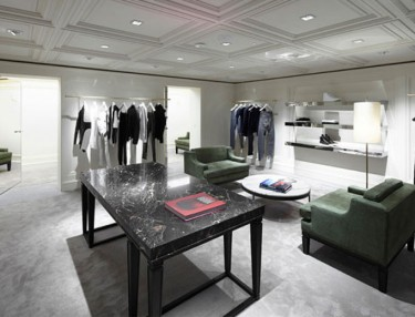 Inside Balmain's First London Flagship Store