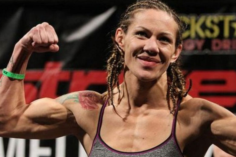 Cyborg Justino Signs With The UFC | BallerStatus.com