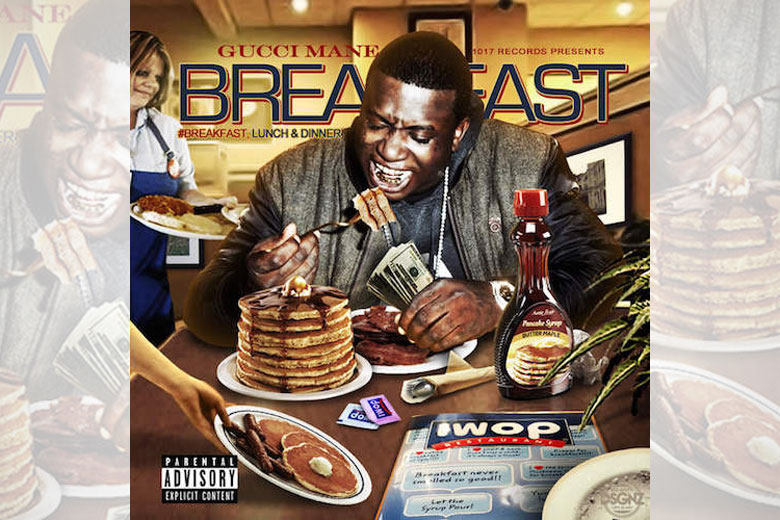 Gucci Mane - Breakfast, Lunch & Dinner