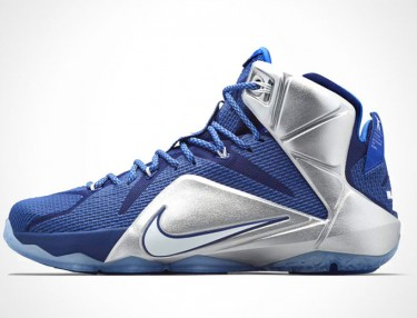 Nike LeBron 12 - What If