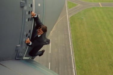 Mission: Impossible - Rogue Nation (Teaser Trailer)