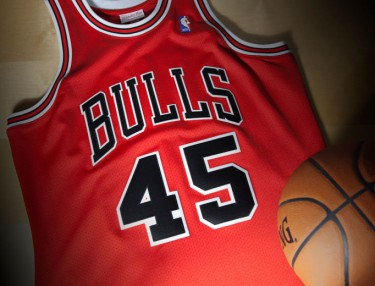 Mitchell & Ness Re-Releasing Michael Jordan's 1995 Comeback Jersey
