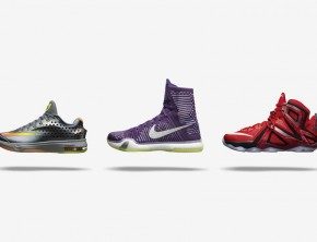 Nike Basketball Elite Series Team Collection