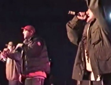 Throwback: Non Phixion, Missin' Linx & Special Ed Performing (1999)