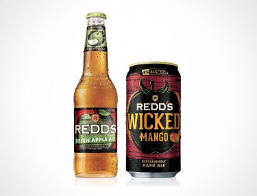 Redd's Introduces Green Apple Ale & Wicked Mango