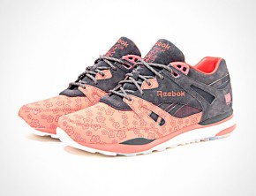 Major x Reebok Ventilator - Cherry Blossom
