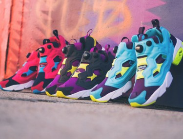 Reebok Instapump Fury Athletic 90's Pack