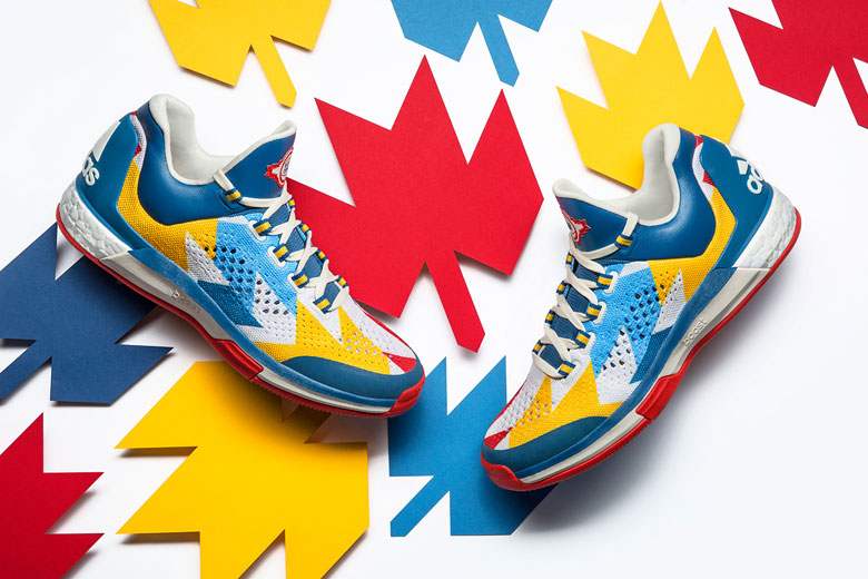 Adidas x Andrew Wiggins Crazylight Boost 2015 'ROY' Edition