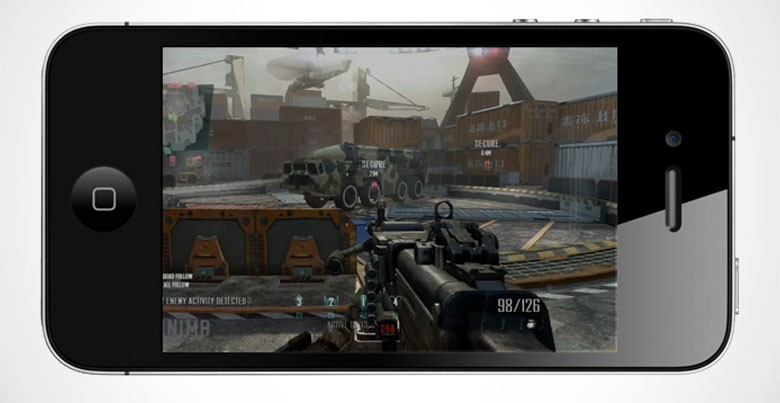 Call of Duty on iPhone