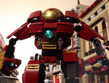 LEGO Avengers: Age of Ultron (Trailer Re-Creation)