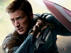 "Actor Chris Evans Says Captain America Is ""Probably A Virgin"""