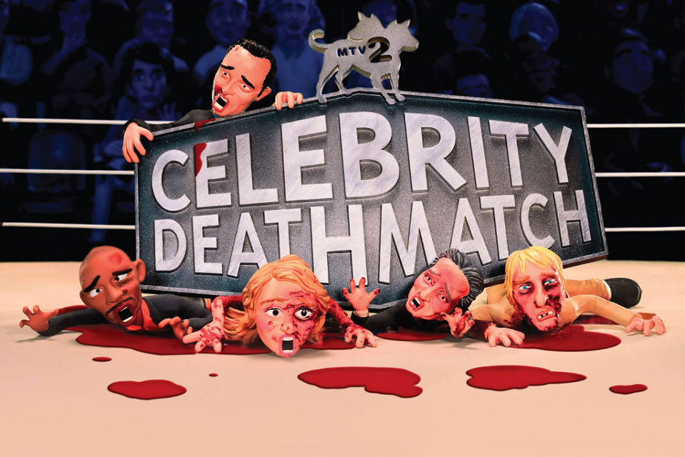 Celebrity Deathmatch Wiki | FANDOM powered by Wikia