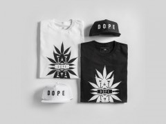 "DOPE 4/20 ""Cali Grown"" Capsule Collection"