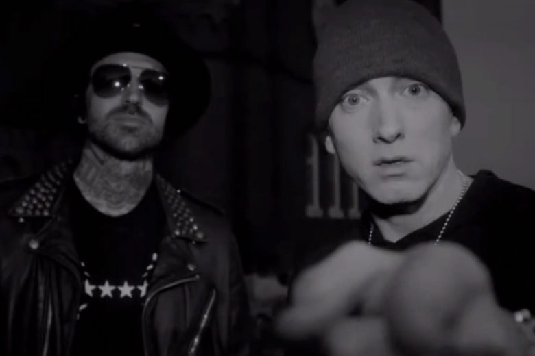 yelawolf and eminem relationship with daughter