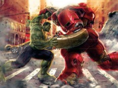 9 Best Hulk vs. Iron Man Fights