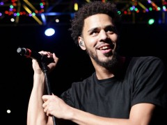 J. Cole Gets Diploma From St. John's University
