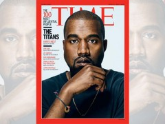 "Kanye, Kim Kardashian Among TIME's ""100 Most Influential People"""