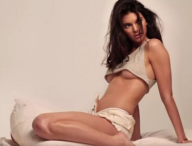 Behind The Scenes Of Kendall Jenner's GQ Cover Shoot