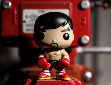 Funko x BAIT Manny Pacquiao Collectible Toy