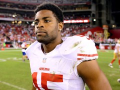 Michael Crabtree Signs With Oakland Raiders