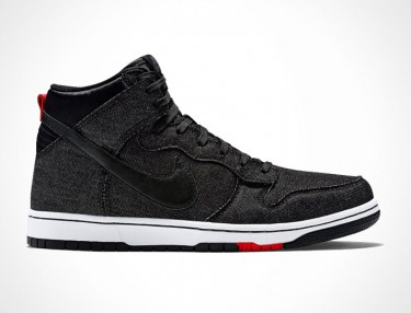 Nike Dunk CMFT 'Black Denim'