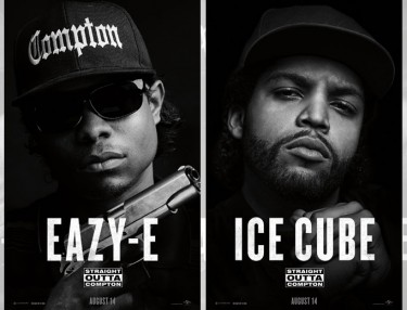 'Straight Outta Compton' Character Posters Revealed