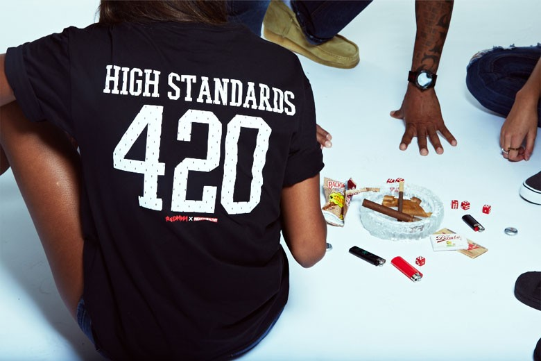 Mighty Healthy x Redman 'High Standards' Collection