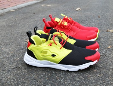 Reebok Furylite 'OG Red Rush' Pack
