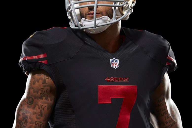 22e4c764c8e How 49ers whiffed on new alternate uniform