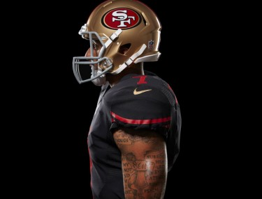 San Francisco 49ers Unveil New Alternate Black Uniform