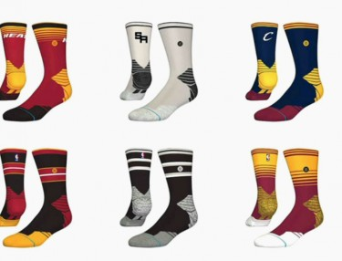 Stance Announces As NBA's Official Sock