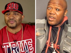 40 Glocc & Jack Thriller To Face Off In A Celebrity Boxing Match