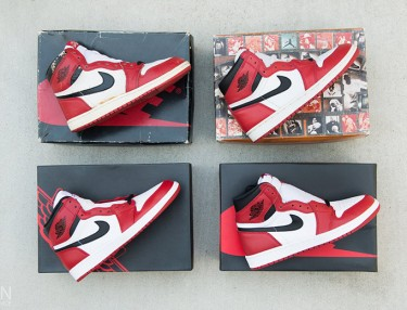 Air Jordan 1 Chicago Renditions