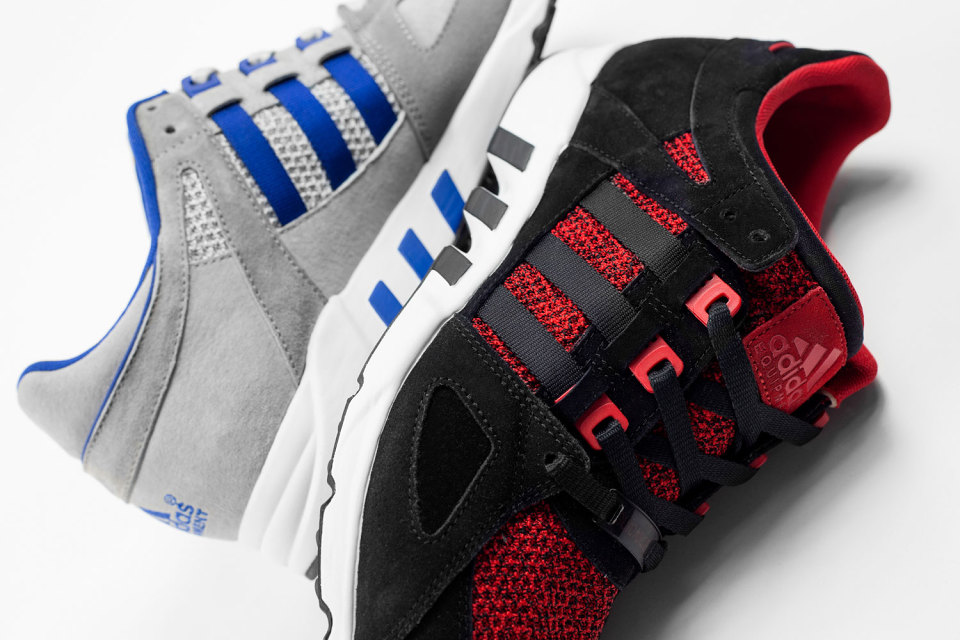 Adidas x Size? Select Collection EQT Guidance '93 'Net Mesh'