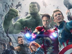 """Avengers: Age Of Ultron"" Scores Second-Biggest Opening Ever"