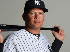 Yankees' Alex Rodriguez Ties Willie Mays With 660th Homer