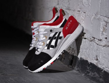 Afew x ASICS GEL-Lyte III Black Koi 1-Of-1