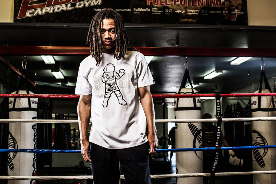 Billionaire Boys Club x Feature 'Fight of the Century' T-Shirt