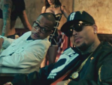 T.I. ft. Chris Brown - Private Show (Video)