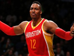 Rockets' Dwight Howard Suspended For 2015-16 Opener