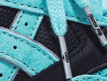 KITH x Diamond Supply Co. Footwear Teaser