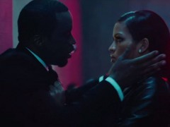 "Diddy, Cassie Get Steamy In ""3AM By Sean John"" Ad Spot"