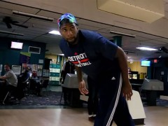 Pistons' Andre Drummond Loves Bowling?