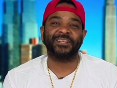 "Jim Jones On French Montana: ""He's A Lover, Not A Fighter"""