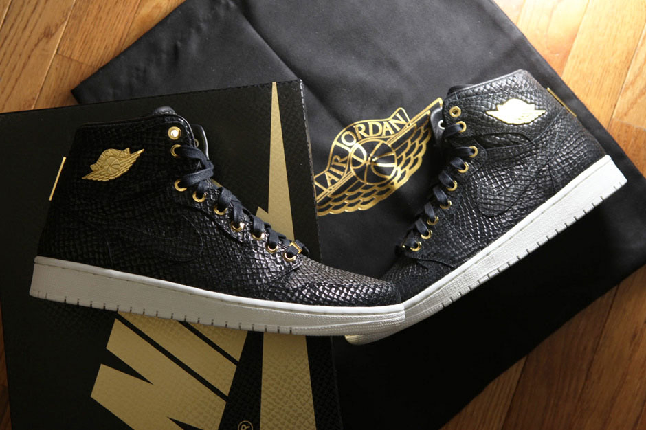 First Look At The Air Jordan 1 'Pinnacle'
