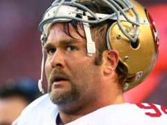 49ers' Justin Smith Retires After 14 Seasons