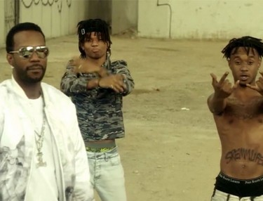 Juicy J ft. Rae Sremmurd - Already (Video)