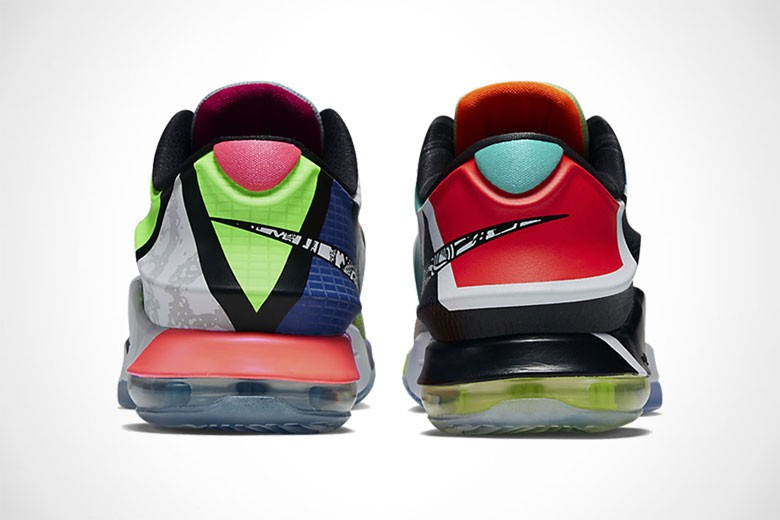 Nike KD7 - What The