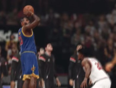 Fan Recreates NBA Playoff Buzzer Beaters In NBA 2K15