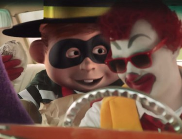LOL! McDonald's OG Hamburglar Paroled From Prison
